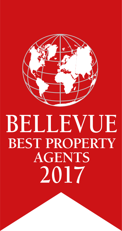 BELLEVUE Auszeichnung Banner